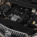 2021 Buick Envision Engine