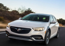 2021 Buick Regal Exterior