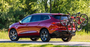 2021 buick enclave exterior - 2022 buick