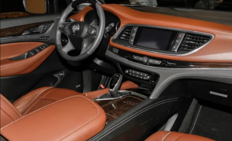 2021 Buick Firebird Interior