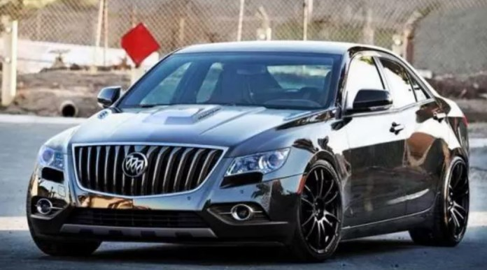 2021 Buick Grand National Exterior