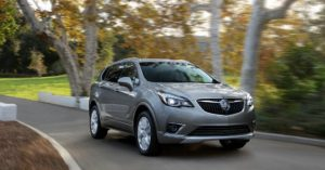 2021 buick envision exterior - 2022 buick