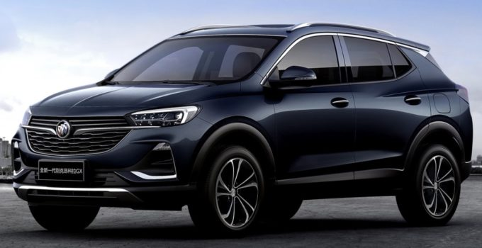2022 Buick Encore GX ST Exterior