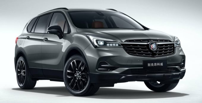 2022 Buick Envision Exterior