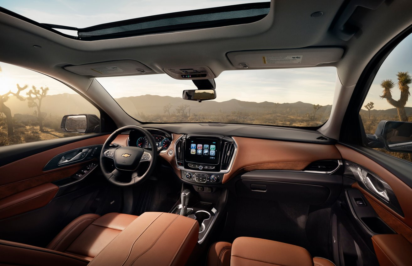 2022 Buick Regal GS Interior