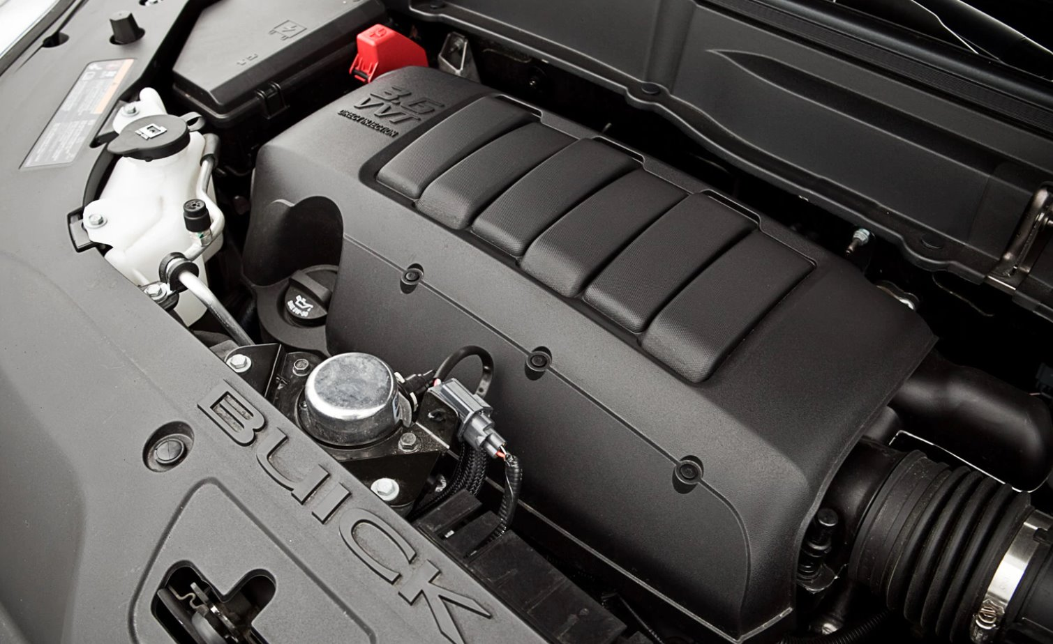 New 2022 Buick Enclave Engine