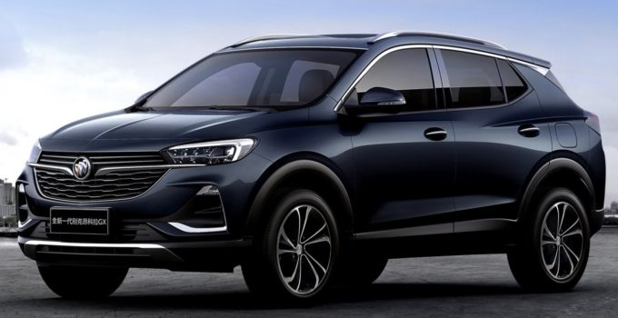 New 2022 Buick Encore Exterior