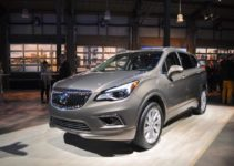 New 2022 Buick Envision Exterior