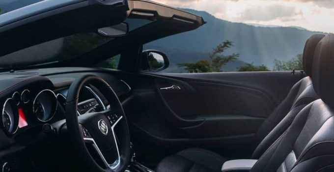 New 2022 Buick Cascada Interior